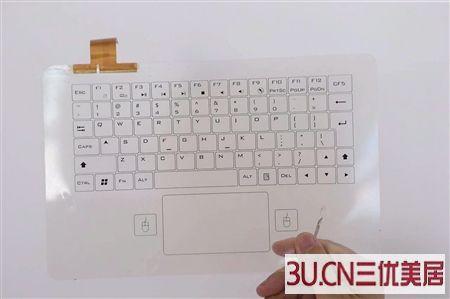 透明可折叠键盘 健康智能手表 人造皮肤 重庆智造石墨烯产品研发获重大进展